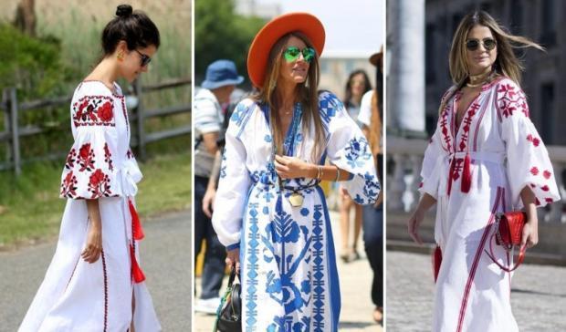 ... українці - навіть голлівудські красуні залюбки одягають ніжну вишиту  вдяганку. Носити вишиванку стало не тільки патріотично 7ac88a51ed234
