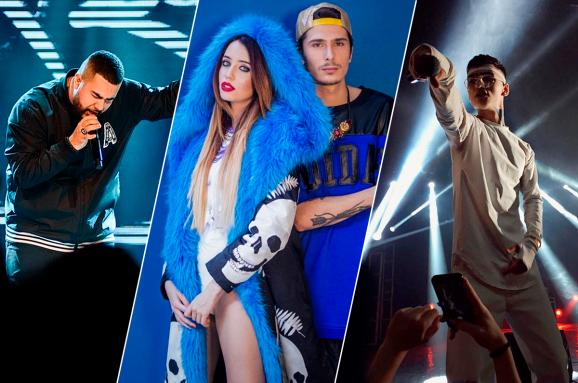 10 самых популярных песен в украинском YouTube. Все треки — русскоязычные