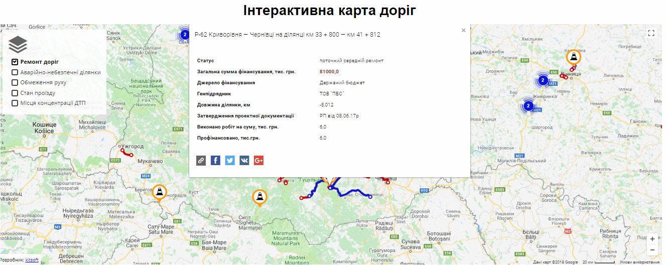 Без ямочного ремонта и халтуры. Что обещают украинским дорогам