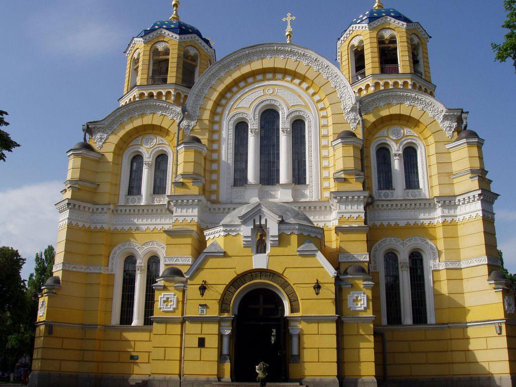 Володимирський собор - головна святиня УПЦ КП