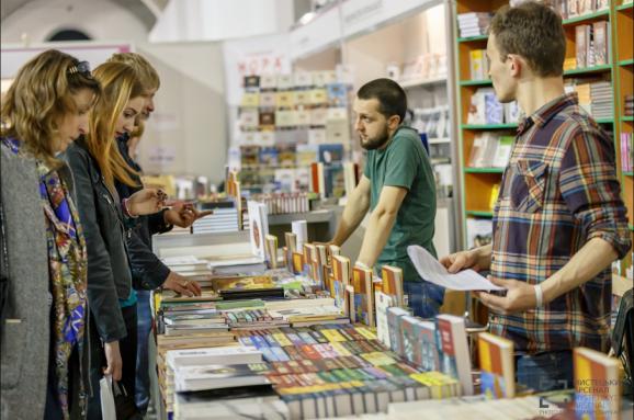 Книги & технологии. Что увидеть, услышать и почувствовать на «Книжном Арсенале»