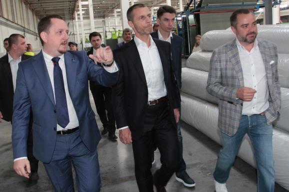 ФФУ спотворила слова президента УЄФА заради піару Павелка