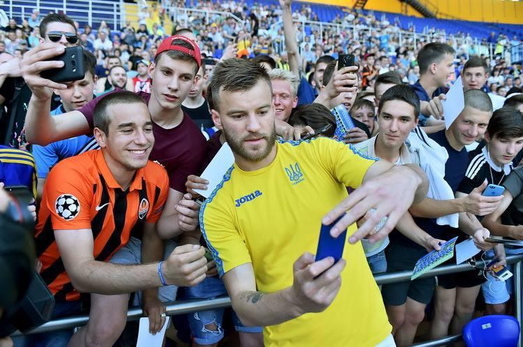 Украина - Марокко. Все о товарищеском матче футбольных сборных