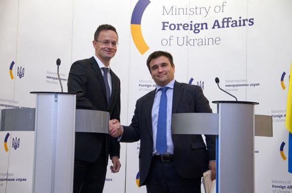 Венгерская атака против Украины захлебнулась
