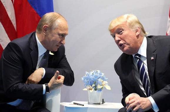 ЗМІ: Адміністрація Трампа працює над підготовкою зустрічі зПутіним