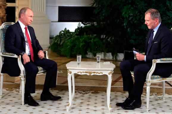 Виталий Портников: Путин не меняет подходов