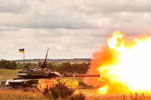 Сильная Европа -2018: украинские Т-84 против Леопардов и Абрамсов