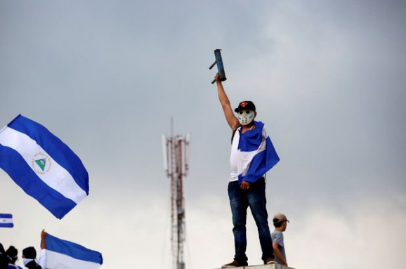 Никарагуа. На пути от кризиса к катастрофе
