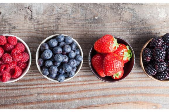 ТОП-6 самых полезных ягод лета