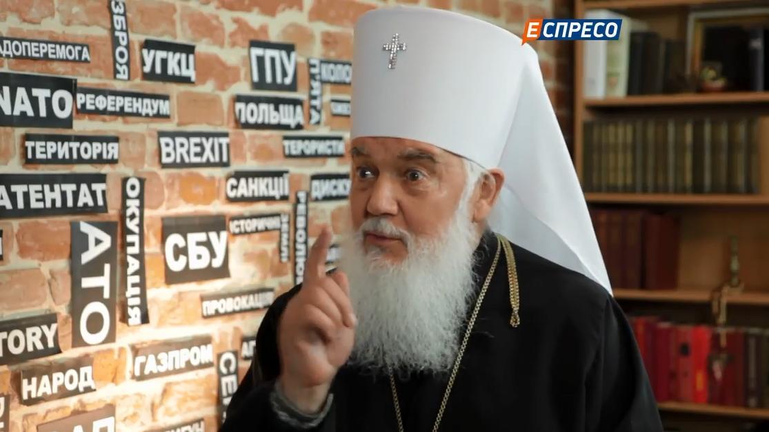 Глава УАПЦ митрополит Макарий: будем объединяться даже стиснув зубы, пусть Москва не радуется