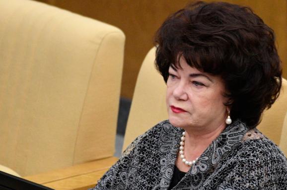 Тамара Плетньова