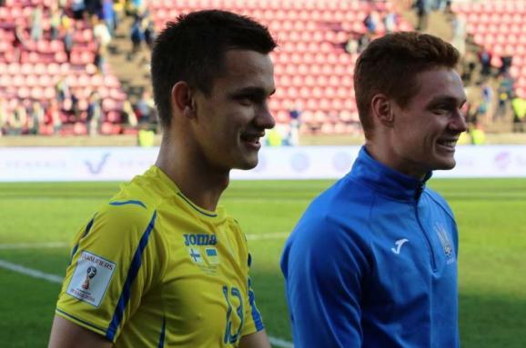 Два українця потрапили до топ-50 найталановитіших молодих футболістів Європи
