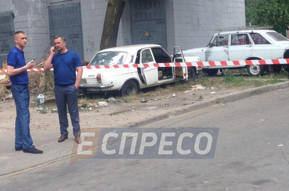 У Києві від вибуху постраждали 4 дітей