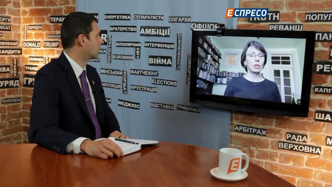 Агнешка Ромашевская-Гузи: быть пропутинским на Западе некрасиво, а быть антиукраинским – можно