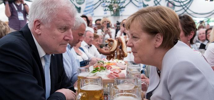 Как вопрос миграции раскалывает правительство Германии и европейское единство