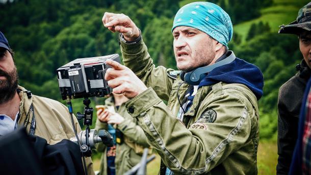 На Закарпатье начались съемки украинского фильма с участием голливудских звезд