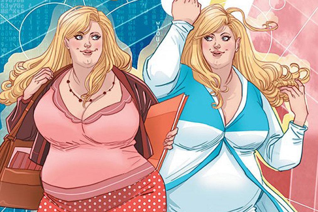 Кіностудія Sony Pictures випустить першу стрічку про plus-size супергероїню