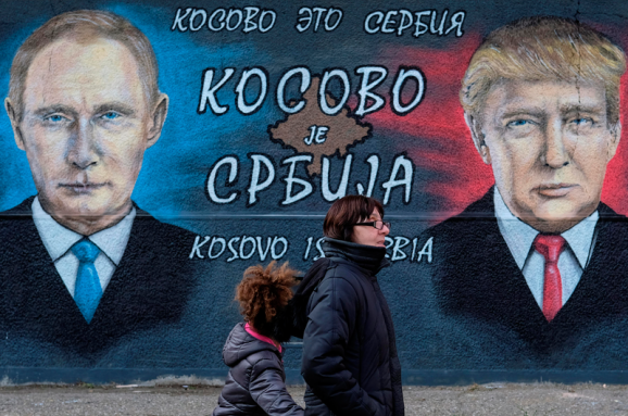 Виталий Портников: Крым — это не Косово