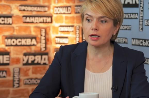 Лилия Гриневич: пророссийские силы не обязательно должны быть на танках