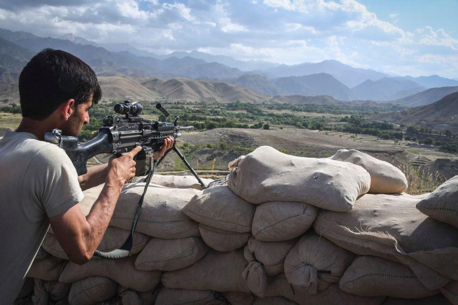 Успех западной коалиции в войне с ИГ в Афганистане