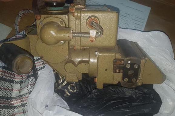 Прикордонники затримали харків'янку, яка везла до Росії танковий оптичний пристрій