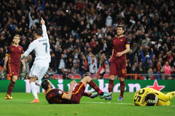 Реал - Рома