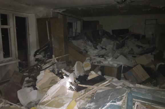 УКривому Розі стався вибух вбагатоповерховому будинку