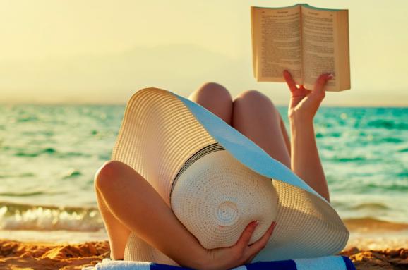 Пять книг в отпуск