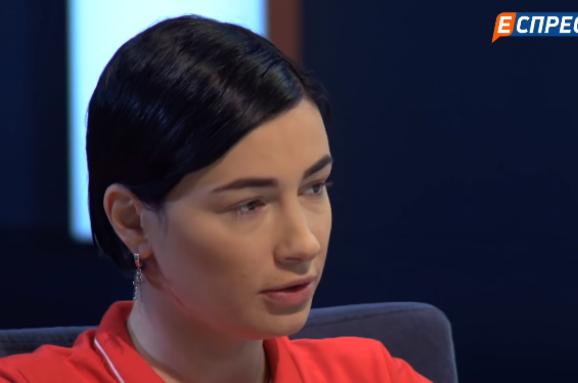 Анастасія Приходько оголосила, щойде вполітику   БУГ