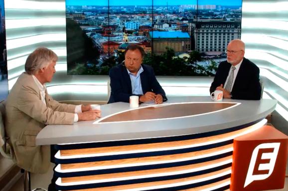 Дэвид Саттер и Джерри Скиннер: россияне намеренно сбили пассажирский самолет
