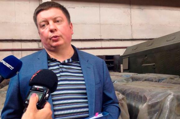 Звільнено директора Львівського бронетанкового заводу