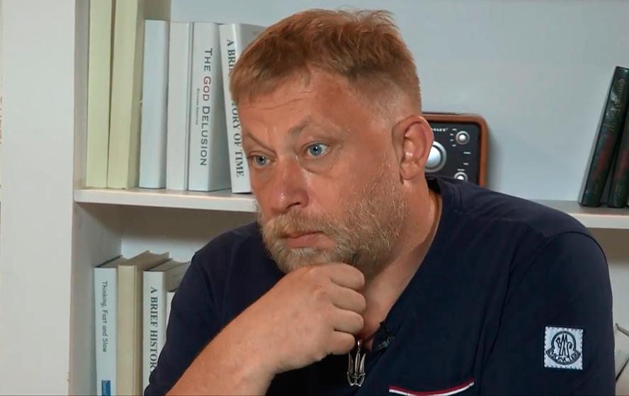 Алексей Цимбалюк: Бабченко пришлось умирать дважды