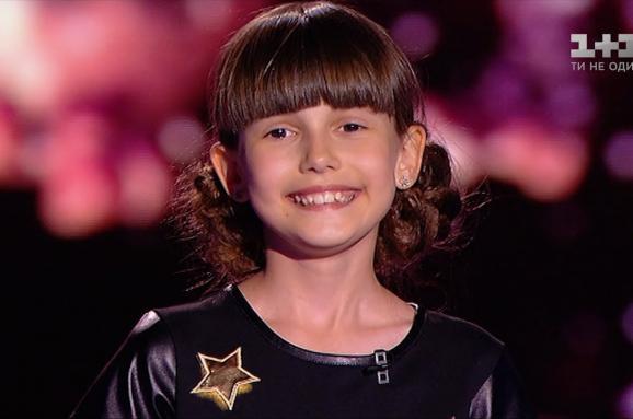 На Дитячому Євробаченні-2018 Україну представлятиме Даріна Красновецька