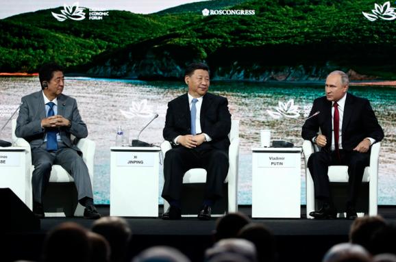 Виталий Портников: мир с Японией как прецедент для Украины