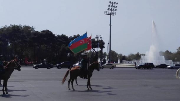 В Баку пройдет совместный турецко-азербайджанский парад к 100-летию освобождения от большевиков