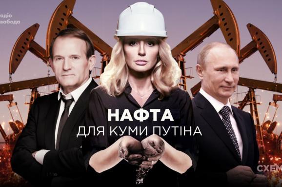 Медведчук підтвердив, що його дружина володіє бізнесом у Росії