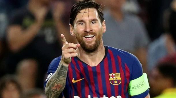 Месси побил очередной рекорд Лиги чемпионов