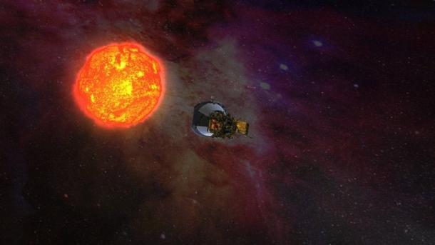 Зонд Parker Solar прислал первый снимок на пути к Солнцу