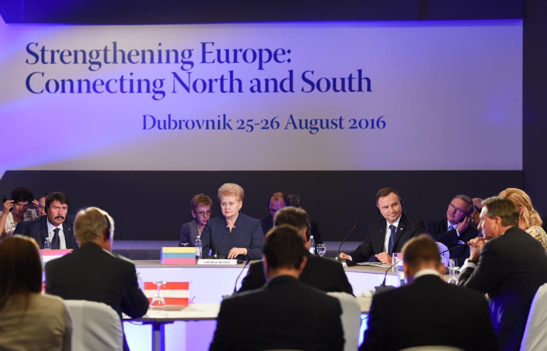 Инициатива Трех морей: где потерялась Украина?