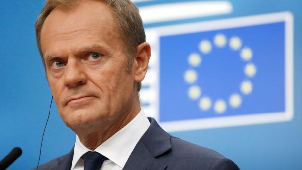 Туск заявил, что план Британии по Brexit не сработает