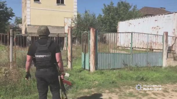 Ограбление инкассаторов в Одессе: полиция схватила нападавших
