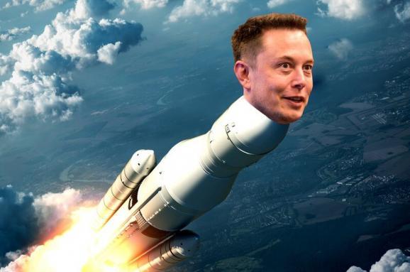 Первый турист к Луне: кого Илон Маск запустит в космос на самой мощной ракете SpaceX