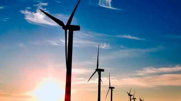 Британцы хотят построить в Украине ветро-солнечную электростанцию
