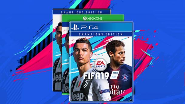 Состоялся релиз симулятора FIFA 19