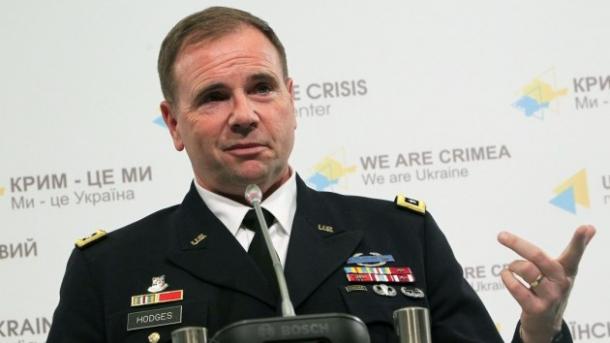 Германия имеет рычаги влияния на РФ, - экс-командующий войсками США в Европе