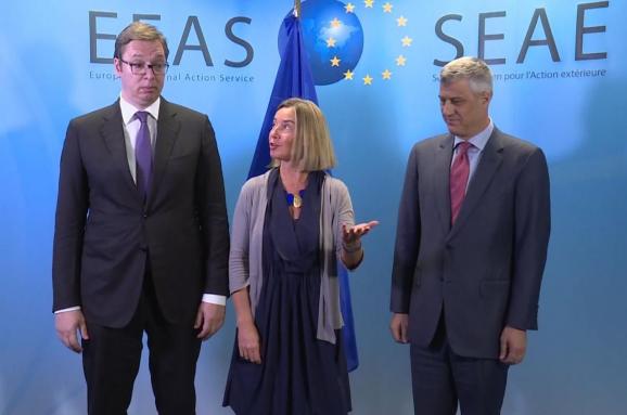 Сербия и Косово идут на обострение конфликта