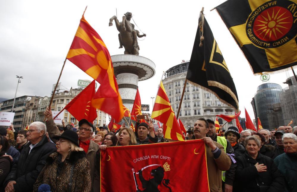 Почему произошел провал с референдумом в Македонии