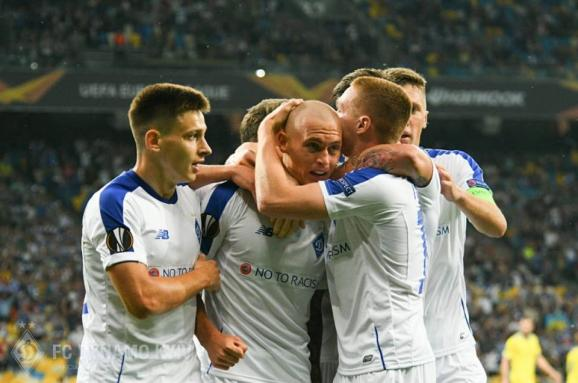 """Все о матчах """"Динамо"""" и """"Ворсклы"""" в Лиге Европы"""