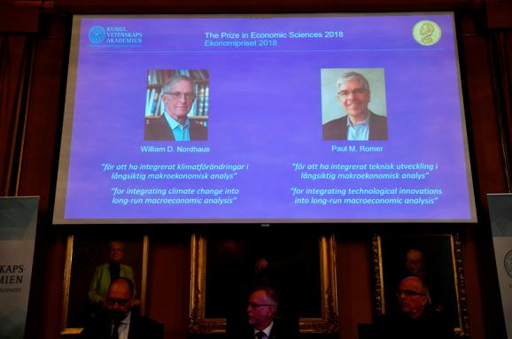 Американські вчені отримали Нобелівську премію зекономіки