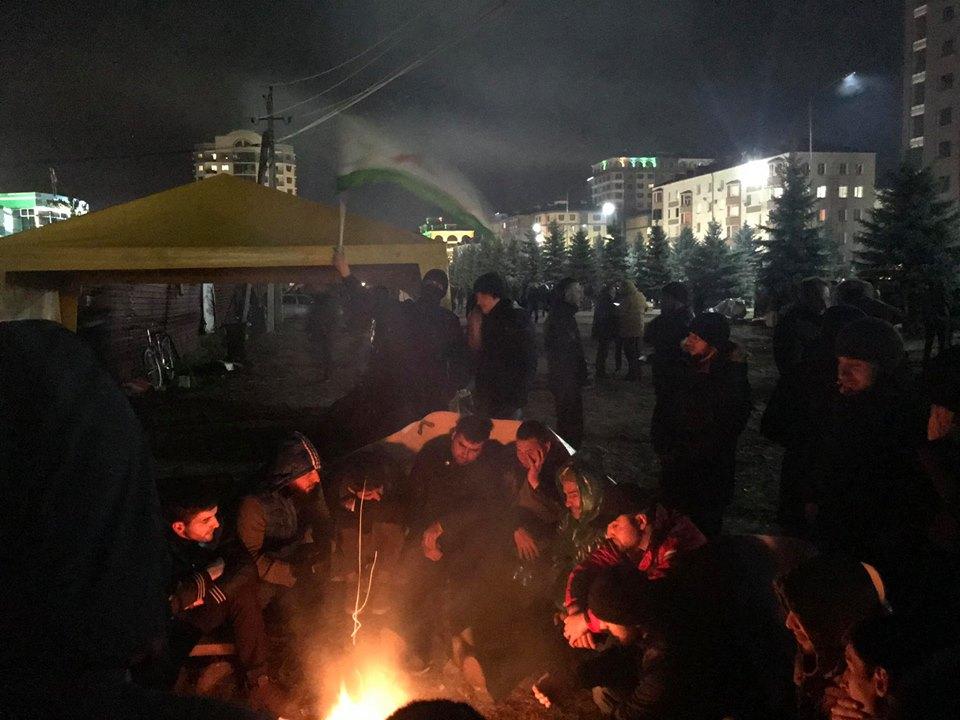 Протесты в Ингушетии. Старая проблема в новом контексте